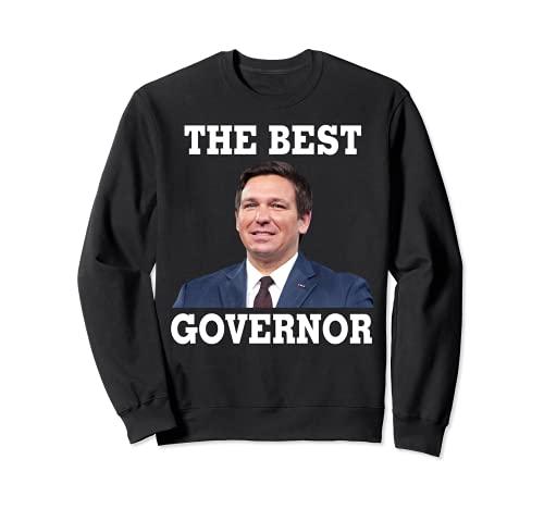 DeSantis El Mejor Gobernador Sudadera