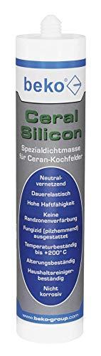 BEKO 2293101 Ceral-Silicon 310 ml schwarz