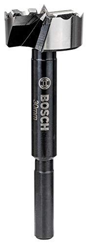 Bosch Professional Forstnerbohrer (für Holz, Ø 30 mm, Länge 90 mm, Zubehör Bohrmaschine)
