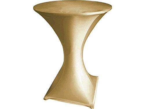 Perel Tischüberzug, 13 x 8 x 21 cm, gold, FP203