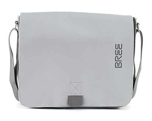 Pnch 61, chrome, shoulder bag S W20 BREE Collection Unisex-Erwachsene