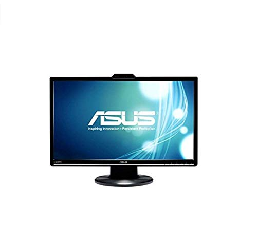 "ASUS VK248H - Monitor de 24"" FHD (1920x1080, webcam 1 MP, altavoces)"
