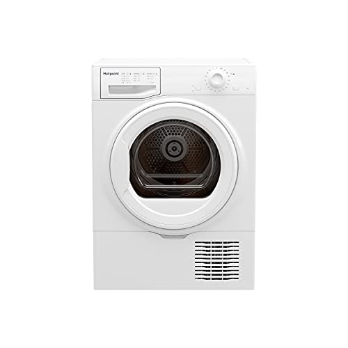 Hotpoint 7kg Freestanding Condenser Tumble Dryer - White
