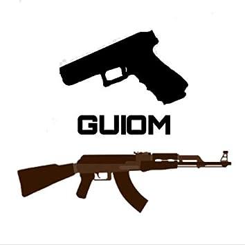 Glock e Fuzil
