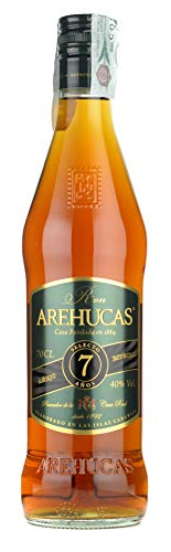 Arehucas Ron Arehucas 7 Años - 700 ml