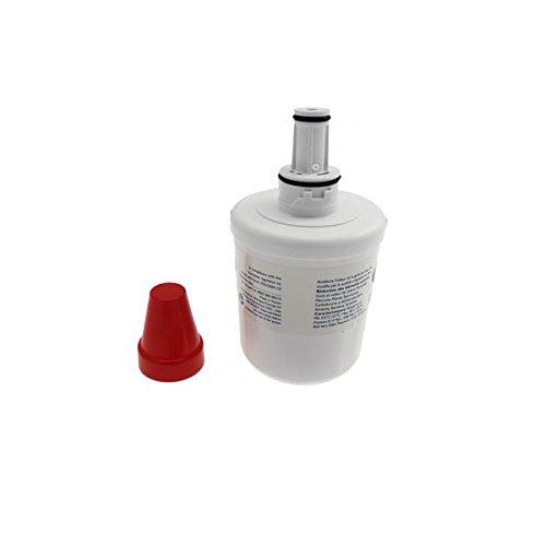 Filtre a eau aquapure / wpro app100 pour refrigerateur americain refrigerateur samsung rse8dyps