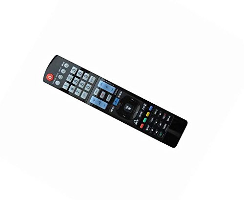 Replacement Remote Control Fit for LG 49LF6300 50UF8300 43UH6030 49UH6030 55UB8300 65UB9300 MKJ39927801 42LGX 32LG70 37LG70 55GA6450 47G2 47CS570 60PB6900-UA 29LY340C Smart 3D Plasma LCD LED HDTV TV