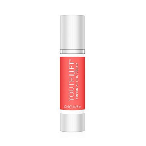 YOUTHLIFT Tinted Action Cream - Getönte Anti-Aging-Creme für Gesicht - Sofort-Effekt gegen...