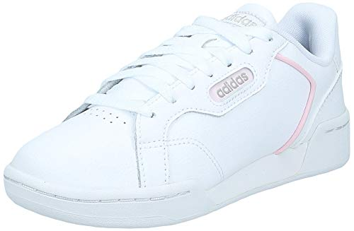 adidas Roguera, Zapatillas de Cross Training Mujer, Ftwwht Ftwwht Plamet, 40 EU