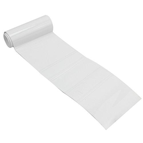 Lack Schutz Folie Universal Lackschutzfolie Schutzfolie für AutoStoßstange 100x10cm