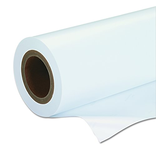 "Epson S042082 Premium Luster Photo Paper, 3' Core, 36"" x 100 ft, White"