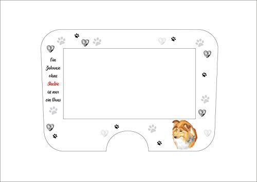 Displaybeschermfolie voor Monsieur Cuisine Connect Hond Sheltie
