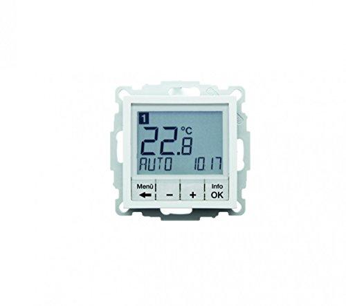 Berker Temperaturregler pws/gl 20448989 mit Schließer B.3;B.7;HLK-REGELUNG;S.1 Raumthermostat 4011334354703