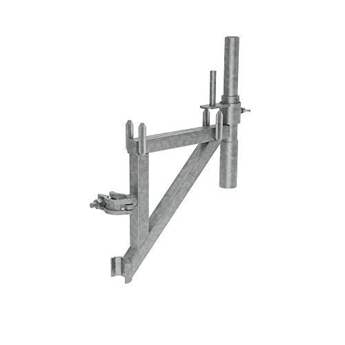 Konsole Ausleger 0,32m mit Rohrverbinder Baugerüst Gerüstkonsole Stahlgerüst Gerüst Gerüste