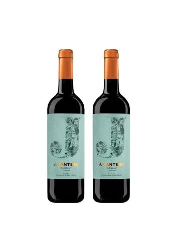 PACK JER NATURA TINTO 2020, 2 botellas, tempranillo, D.O.Ca. Rioja, vino con intervención mínima + vino versión comercial