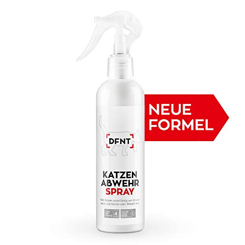 Repellenti spray per gatti