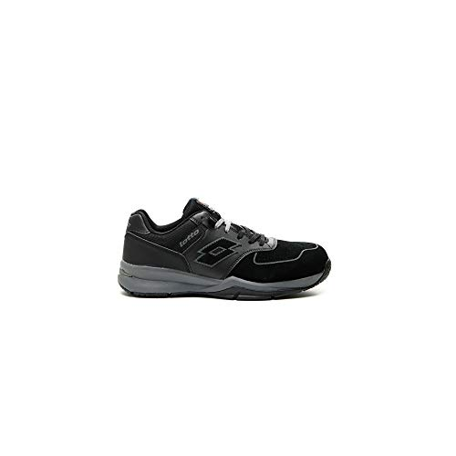 Zapatos de securidad Lotto Works Street 500 S1P Negro (43)