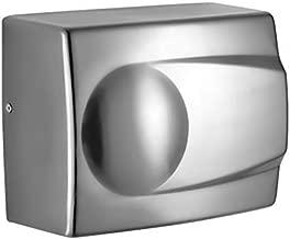 XINTONGTONGH Kommerzieller automatischer H/ändetrockner Hochgeschwindigkeitsstrahltrocknen Schnelle energiesparende leise hei/ße und kalte Befestigung angebracht an der Wand,1