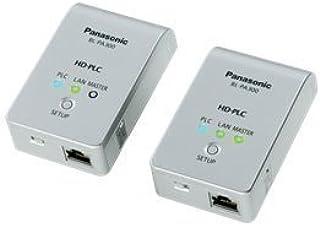 パナソニック PLCアダプター スタートパック プラグインタイプ BL-PA300KT