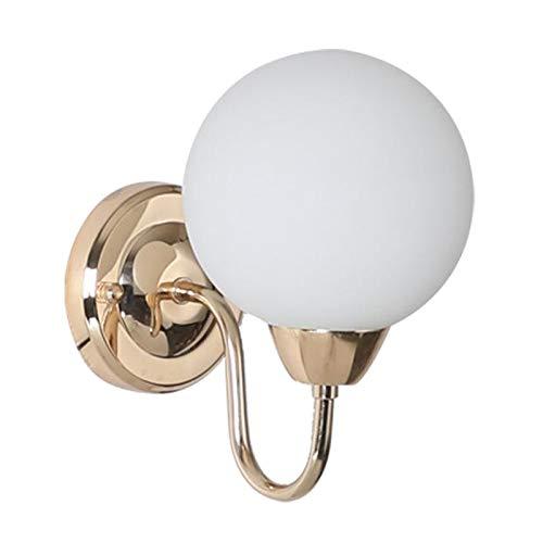 H HILABEE Decoración Simple de La Luz de La Pared del Dormitorio de La Entrada del Pasillo del Aplique de La Pared del LED
