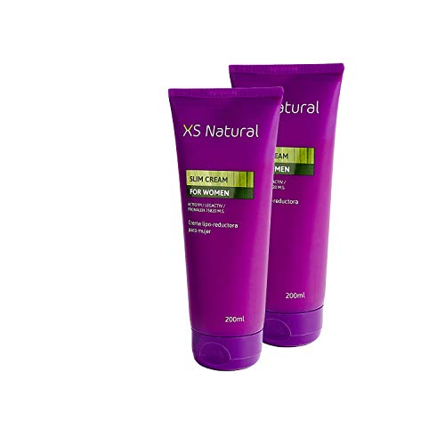 2 XS Natural Crema Lipo-reductora Mujer