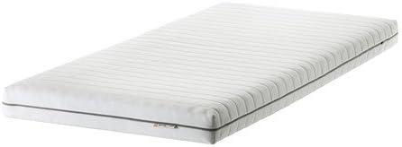 IKEA Malfors - Colchón de espuma (80 x 200 cm), color blanco ...