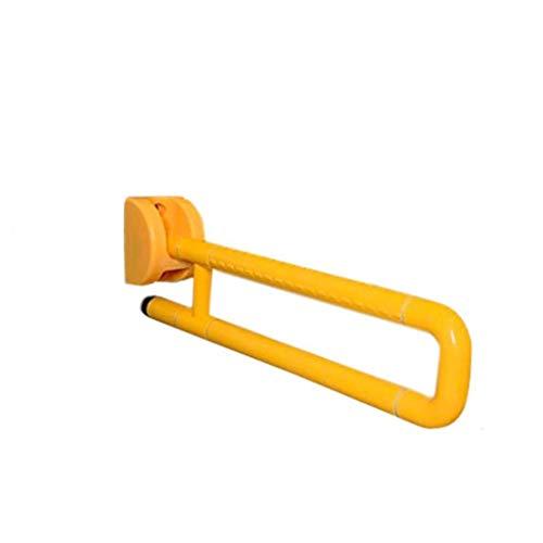 Bad Wandbefestigung Handläufe Haltegriffe Schienen Badezimmerhandlauf H-Typ Sicherheitsbadarmlehne, rutschfeste Oberflächenpolierbehandlung/for Ältere Behinderte Bad Dusche Balance Stützstange