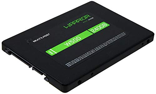 SSD, Warrior, SS210, 240GB, Axis 500, Black