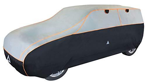 Walser Telone antigrandine per Auto PERMA Protect SUV Garage antigrandine Impermeabile e Traspirante per Una Protezione antigrandine ottimale, Dimensione: L 30985