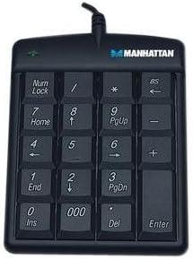 Manhattan Products, Numeric Keypad (Catalog Category: Input Devices / Trackballs & Keypads)