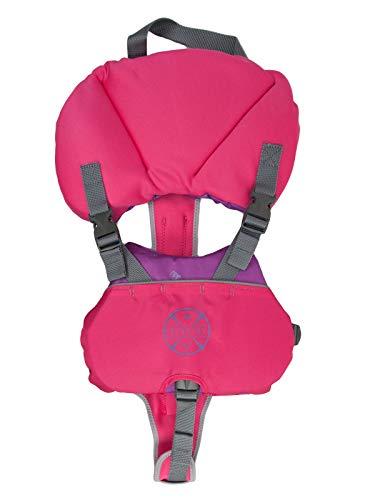 Level Six Puffer Baby Flotation Vest - Pink