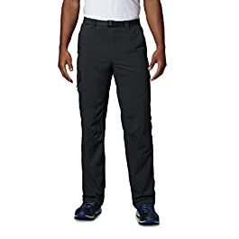 Columbia Men's Silver Ridge Cargo Pants, Moisture Wicking,...