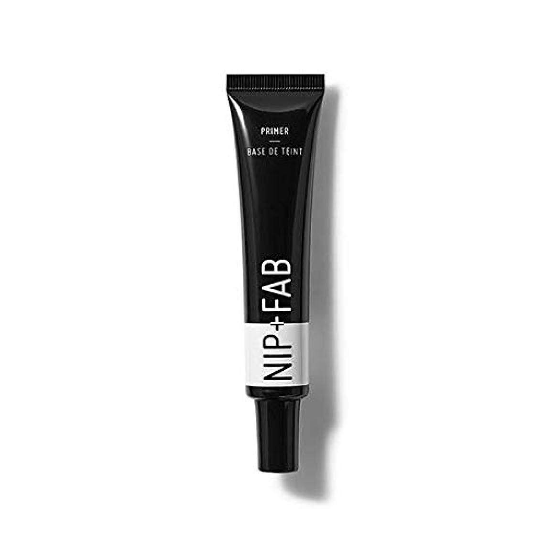 策定する適性散る[Nip & Fab ] プライマー30ミリリットル1を構成するFab +ニップ - NIP+FAB Make Up Primer 30ml 1 [並行輸入品]