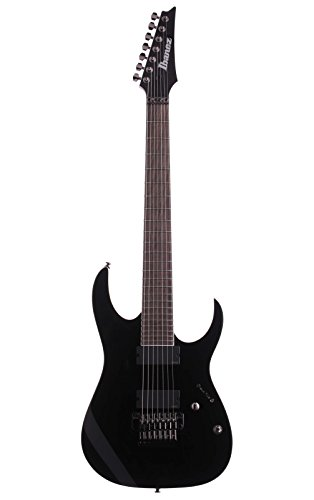 Iron Label RGIR27E-BK Black 7-string B-Stock
