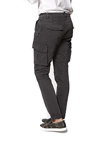 Mason's Masons Pantalone Uomo Modello Chile Grigio Invernale Misura 48