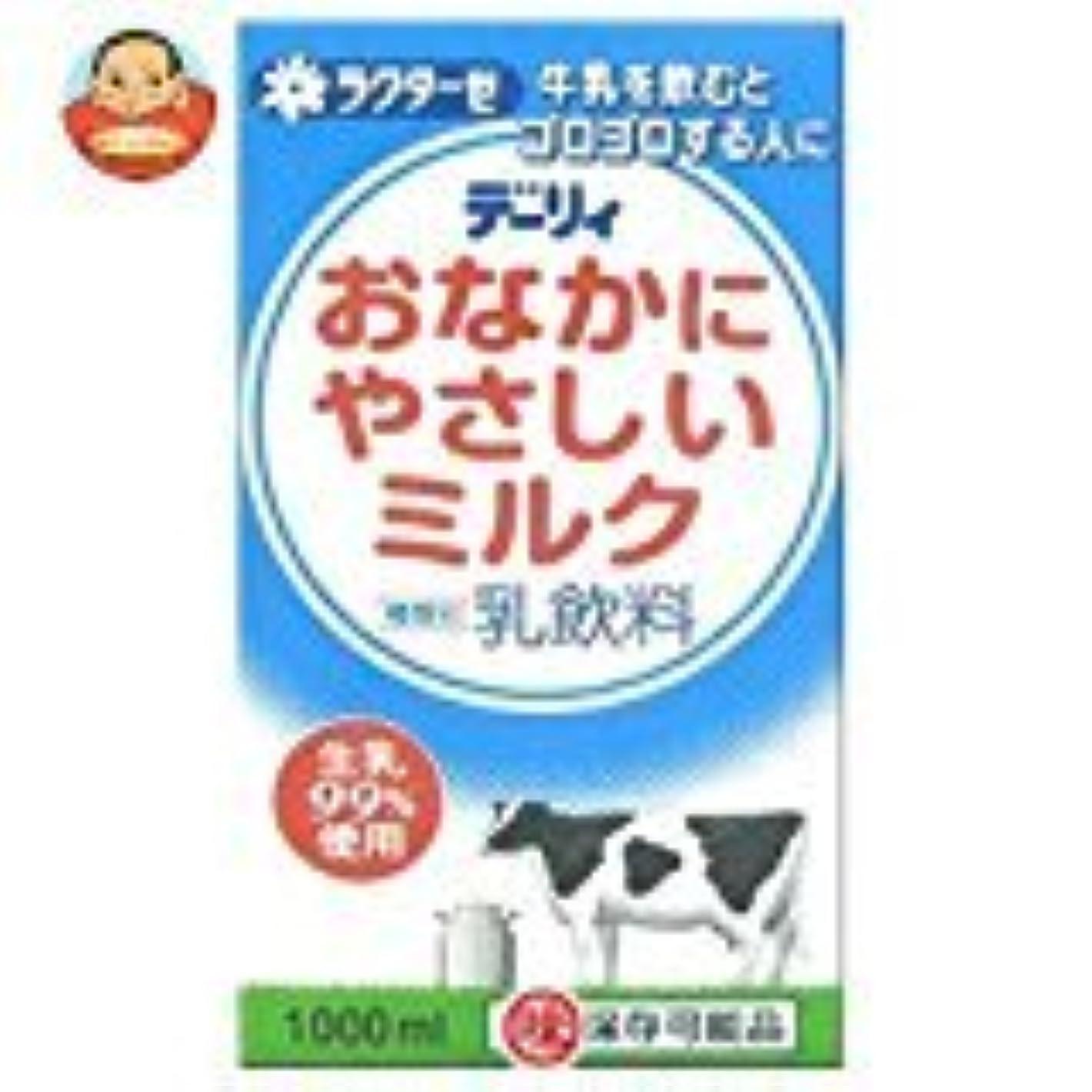 管理する裏切りボンド南日本酪農協同 デーリィ おなかにやさしいミルク 1L紙パック×12(6×2)本入