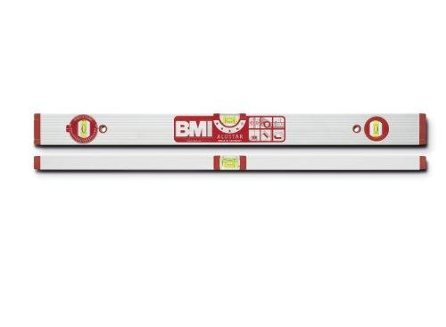 BMI 691200 Wasserwaage Alustar, Länge 200 cm, eloxiert