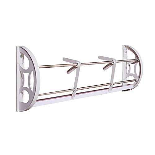 LSSB Mueble Zapatero Punch-Libre Multifunción Ahorro De Espacio 65cm Estante Organizador De Almacenamiento para Colgar En La Puerta, Zaguán Entrada Sala De Estar Oficina