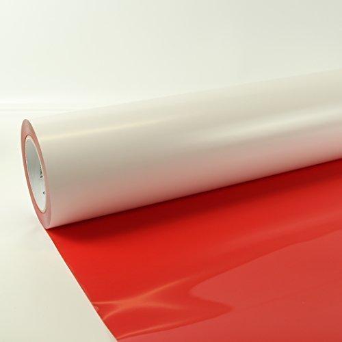 22,48€/m² 1m x 0,5m Poli-Flex Premium Folie Flame Red 473 Flexfolie Buegelfolie Poli-Flex