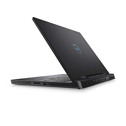 Product Image 1: Dell G5 15 5590 15.6″ Gaming Laptop Computer – Black Intel Core i7-9750H Processor 2.6GHz; NVIDIA GeForce RTX 2060 6GB GDDR6; 16GB DDR4-2666 RAM; 512GB Solid State Drive