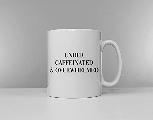 Koffie Het Is Als Een Knuffel In Een Mok/Caffeine Verslaving