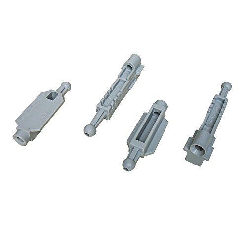 2 x set halogeen of xenon koplamp reflector houder clips houder voor E39 bouwjaar : 1996 ===>2000 rechts & links ' Nieuw '
