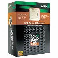AMD Athlon 64 3000+ 1.8GHZ Prozessor IN-A-Box (S939 512KB Cache FSB1000 Venice In-A-Box mit Kühler und 3 Jahren Garantie)