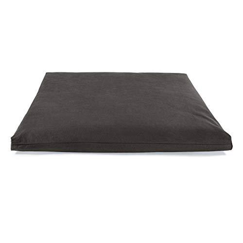 Lotuscrafts meditationsmatta Zabuton Deluxe - extra tjock - meditationsunderlag för avslappnad...