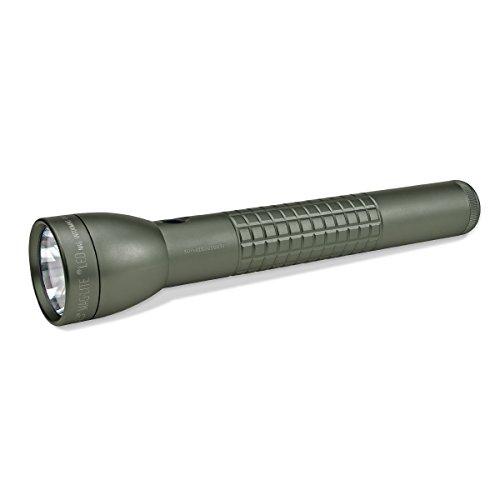 MagLite ML300LX Présentoir LED 3 cellules D, Mixte, ML300LX-S3RI5, Vert Feuillage, Taille Unique