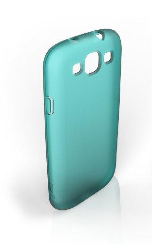 Gear4 AG007G Jumpsuit Boost beschermhoes voor Samsung Galaxy S3 blauw