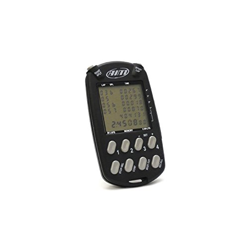 AIM Multichron Lap Timing Stopwatch Race/Racing/Rally - Multiple Car