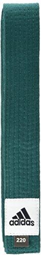 adidas ADIB220D Club - Cinturón Acolchado de algodón Verde Verde Talla:220 cm