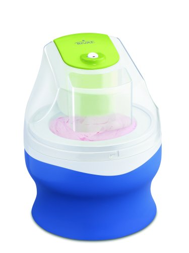 Great Features Of Rival GC9155 Gel Canister 1-1/2-Quart 2-Piece Electric Ice Cream Maker