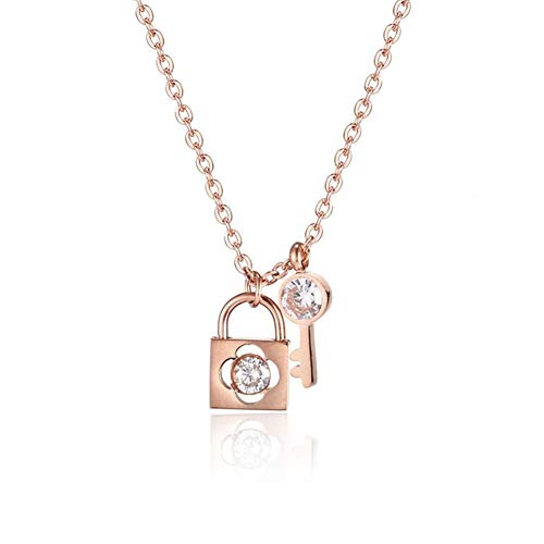 Butterfly Family Tree Pendant Necklace Rose Gold Stainles Steel Letters Heart -$7.29(85% Off)